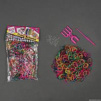 Резиночки для браслетов МВК 235 (600) 600 шт. в кульке