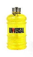Шейкеры Universal Gallon Water Bottle 1900ml Yellow