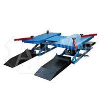 Пневматический подъёмник для шиномонтажа грузоподъёмностью 3 тонны