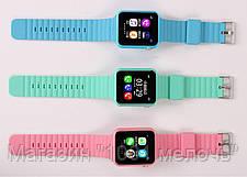 Детские умные часы с влагозащитой Smart watch V7к(розовые,синий)!Лучший подарок, фото 2