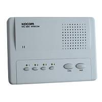 Интерком Kocom KIC-304 (база на четыри абонента)