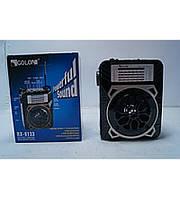 Радио Golon RX-9133 SD/USB
