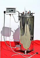 Автоклав PS- system control 380v электрический  130 полу литровых банок NIK