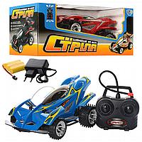 Машина 1023 (24шт) р/у, аккум, гонка, в кор-ке, 33-15-14см.