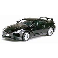 Машинка жел KINSMART KT 5340 W NISSAN GT-R 2009