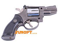 Зажигалка сувенирная Пистолет в кобуре Револьвер Мини (Турбо пламя) №3851