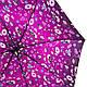 Яркий полуавтоматический женский зонт  ZEST (ЗЕСТ) Z53626A-6 Антиветер!, фото 3