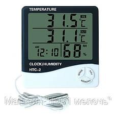 Термометр HTC-2 + выносной датчик температуры!Лучший подарок, фото 3