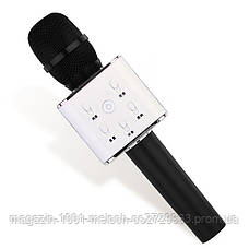 Микрофон для караоке DM Karaoke Q7!Лучший подарок, фото 3