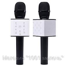 Микрофон для караоке DM Karaoke Q7!Лучший подарок, фото 2