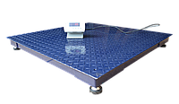 Платформенные весы 1000 х 1000 (500 кг, 1000 кг), фото 1