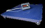 Платформенные весы 500 кг, 1т, 2т, платформа 1200х1200 , фото 3