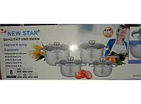 Набор посуды NEW STAR NS-851