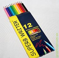 Карандаши цветные Marco, SUPERB WRITER, 12 цв