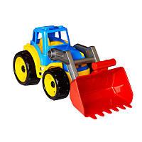 """Іграшка """"Трактор ТехноК"""" 1721"""