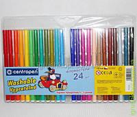 "Фломастеры ""Пингвин"" 24 цвета"