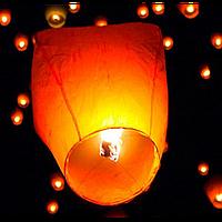 Небесный фонарик 6 цветов арт. 13763-5