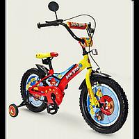 Велосипед двухколесный детский 16 дюймов 141601