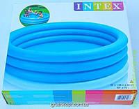 Бассейн, 3 кольца INTEX