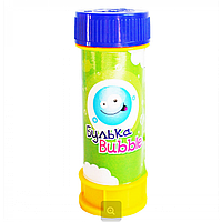 Мыльные пузыри ( Bubble ) арт. 733150 обем 60мл.