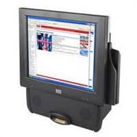 """15"""" Сенсорный POS терминал, WINCOR NIXDORF IPOS Kiosk  +сканер, б/у"""