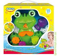 """Набор для игры с водой """"Забавный лягушонок"""",18м+, PS"""