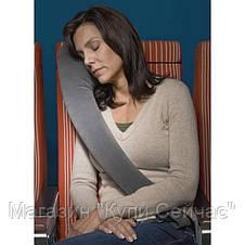 Подушка TravelRest Inflatable Travel Pillow, фото 3