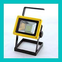 Ручной прожектор фонарь переносной 204 30W