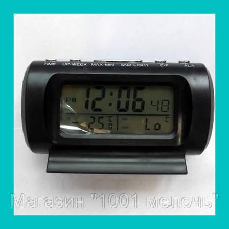 Электронные часы KS 782 с термометром!Лучший подарок, фото 2