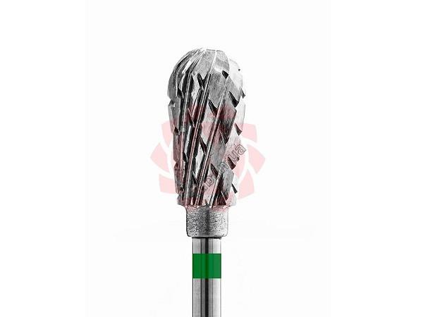 Фреза твердосплавная Кристалл 41646 (зелёная)