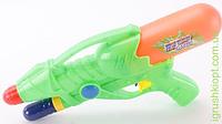 Водяной пистолет с насосом, в пакете