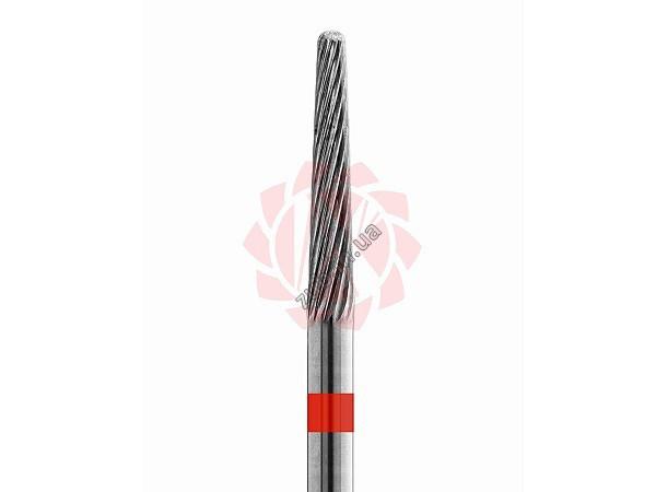 Фреза твердосплавная Кристалл 60130 (красная)