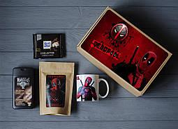 """Подарочный Набор """"Deadpool"""""""