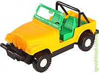 Іграшкова машинка авто-джип міні, WADER