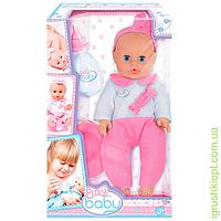 Моя первая кукла, 32см, розовая одежда, 3+, PS
