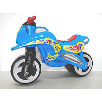 Каталка Мотоцикл синий 11-006