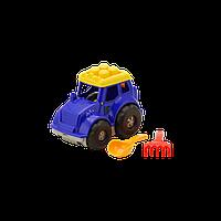 Трактор Кузнечик №1 арт. 0206