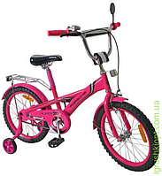 Велосипед 2-х колес 16'' 171630 со звонком, зеркалом, руч.тормоз