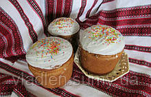 Помадка сахарная для куличей (упаковка 5 кг)