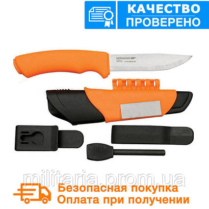 Нож mora BushCraft Survival (12051), фото 2