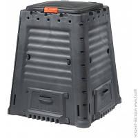 Компостер Садовый Keter Mega composter 650л, черный (17184214900)