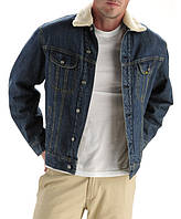 Джинсовая куртка Lee MENS SHERPA LINED DENIM JACKET, фото 1