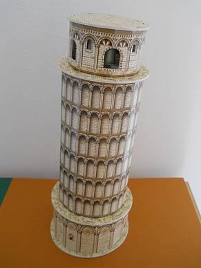 Пазлы 3D архитектура Пизанская башня, фото 2