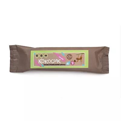 """Батончик """"Кокосик""""в шоколаде 40 гр"""