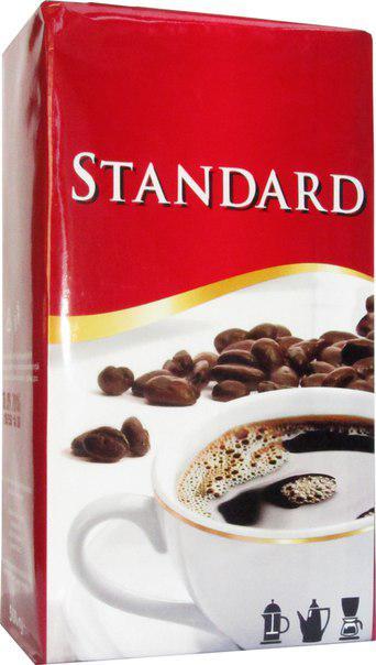 Кава мелена Standard 500 гр.