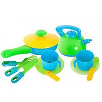 Посуда 12 предметов в сетке 04-432