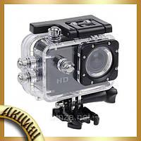 Rамера GO PRO A7, Экшн камера HD,Водонепроницаема камера!Акция