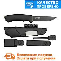 Нож Мора BushCraft Survival Black High Carbon (11742), фото 1