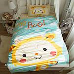 Комплект постельного белья Тигренок (полуторный) Berni