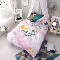 Комплект постельного белья Спокойной ночи (полуторный) Berni Home, фото 1